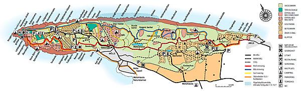 kullaberg karta Karta över Kullaberg kullaberg karta